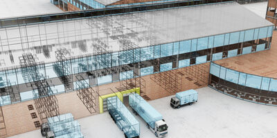 Logistics Warehouse 6