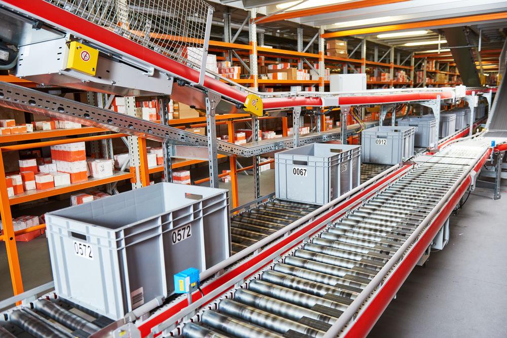 Logistics Warehouse 4