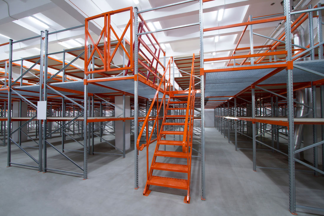 Logistics Warehouse 5