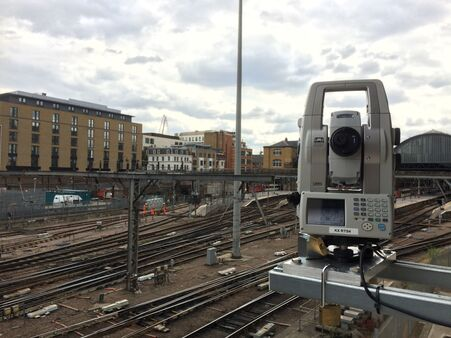 Pc Monitoring Equipment Rts London Kings Cross