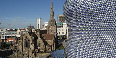 Property Generic Birmingham Bullring