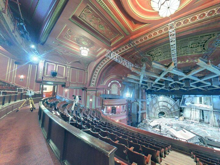 Property London Dominion Theatre Equipment
