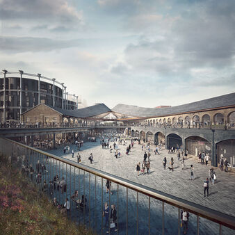Property Coal Drops Yard London Heatherwick