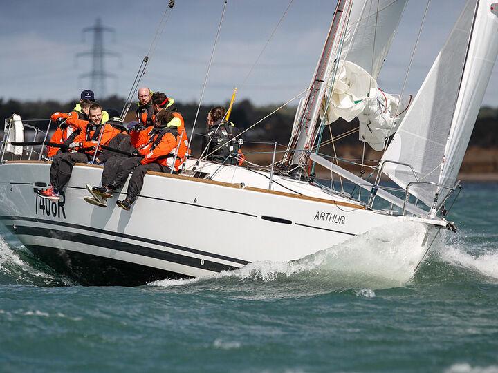 Company Staff Sailing Regatta 2