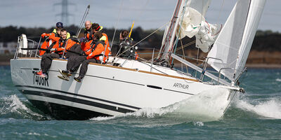 Plowman Craven makes charitable donation after sailing event win