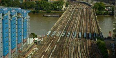 Battersea Pier Vogel R3 D