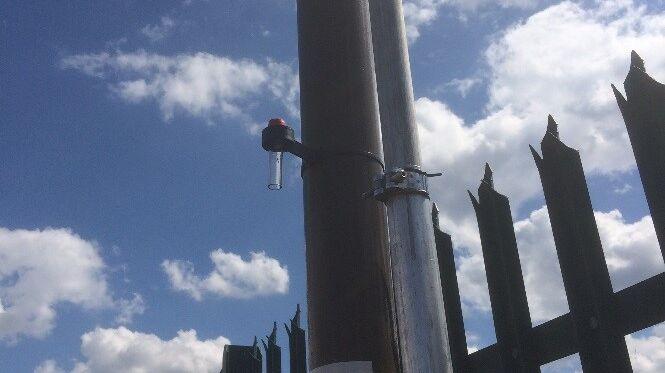 Environmental Services West Thamesmead Equipment Air Quality