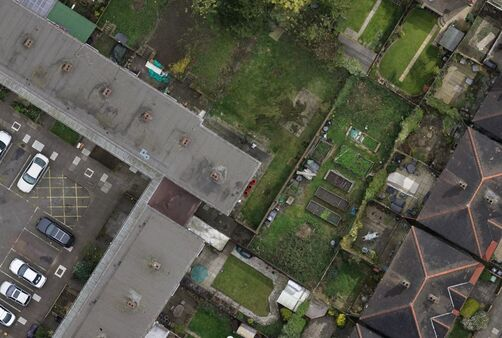 Property Croydon Aerial Housing 2