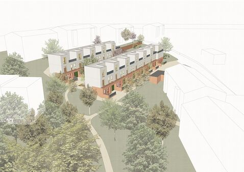 Property Croydon Housing Development Proposed