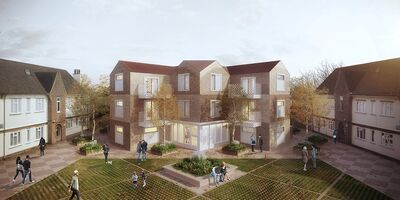 Property Croydon Proposed Housing Development