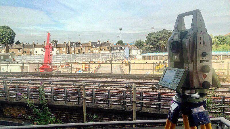 Pc Monitoring Viaduct Equipment