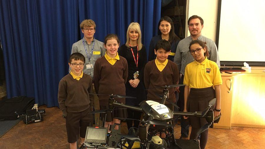 Uav Drone School Demo