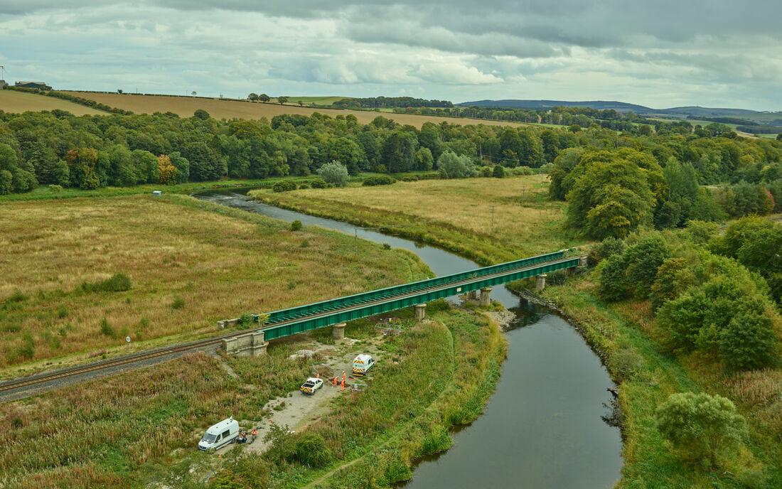 Bim Uav Drone Vogel Scotland Don Viaduct 2