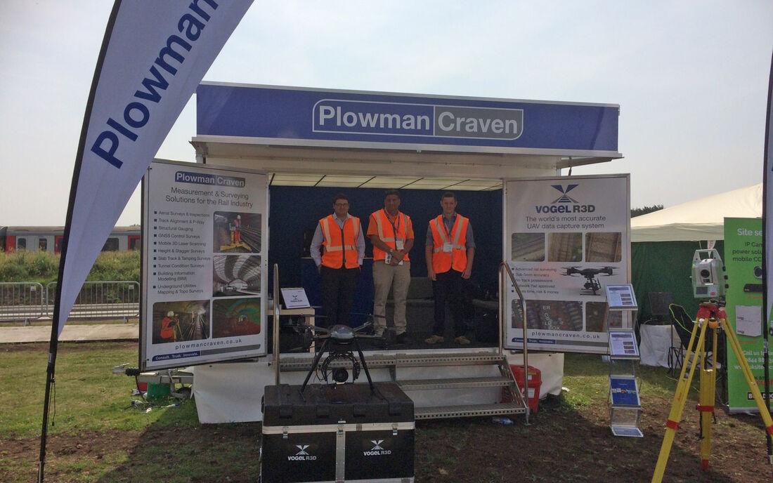 Event Rail Live Plowman Craven