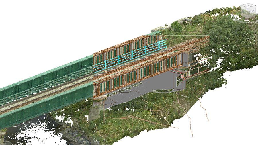 Don Viaduct Bim 3