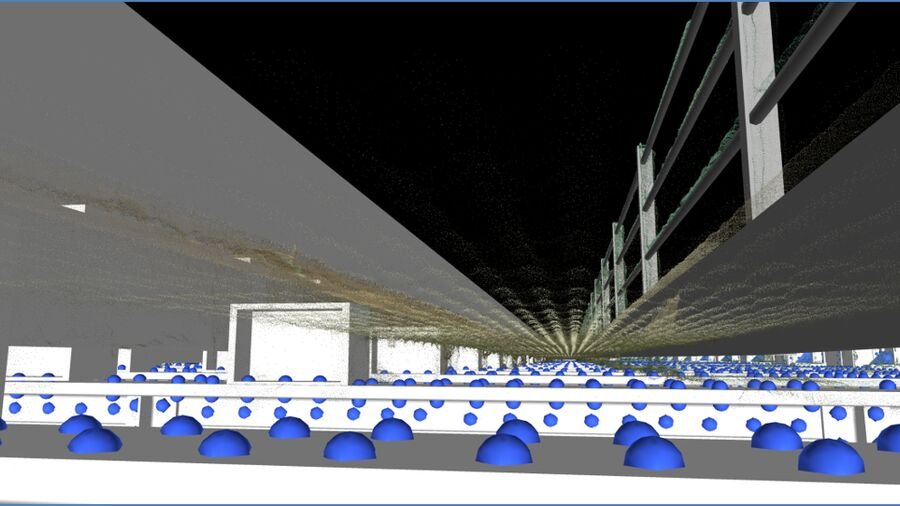 Don Viaduct Rivets Bim