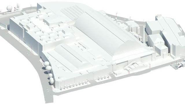 Bim Olympia Massing Model