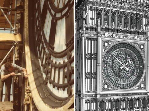 Heritage Pow Elizabeth Tower