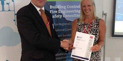 SME Award winner – Constructing Excellence