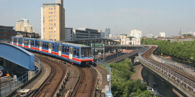 Docklands Light Railway Case Study
