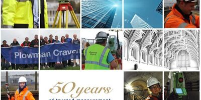 Plowman Craven Celebrates It's 50th Anniversary