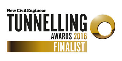 Plowman Craven shortlisted for the Tunnelling Awards 2016